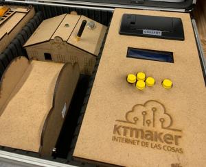 KTMaker. IOT. Lora